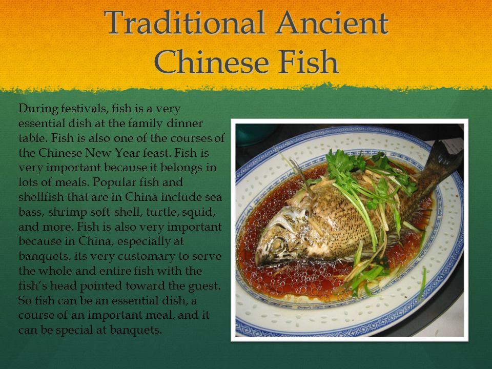 Festivals and food of ancient china food ideas for Ancient chinese cuisine