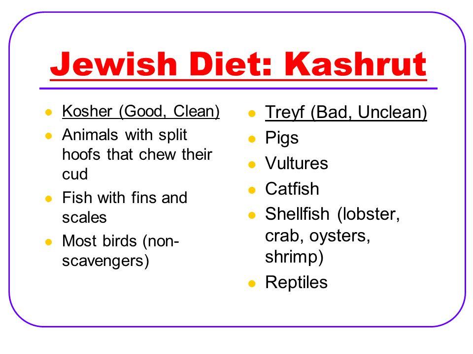 Food That Jewish Don T Eat