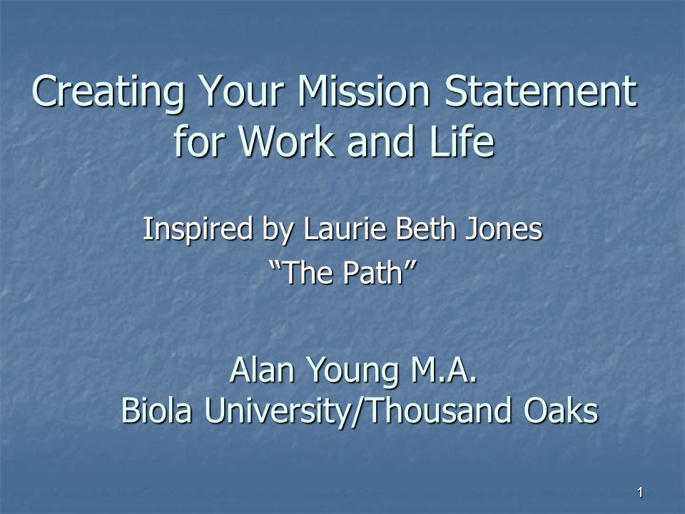 what is your mission statement The mission statement announces to the world why your company exists here's how to write one and some mission statement examples.
