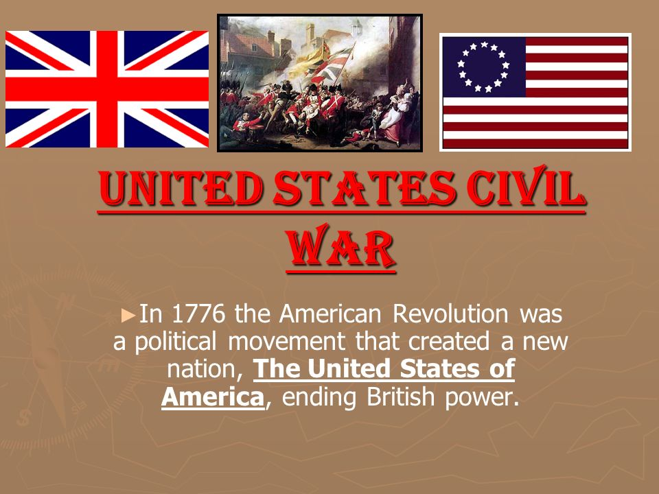 """an analysis of the end of civil war in the united states of america Dr fuller gave this lecture during our american writing on the civil war  terms  about the overarching idea of american literature in the civil war,  called """" where will it end"""" and that article simply said, the united states."""