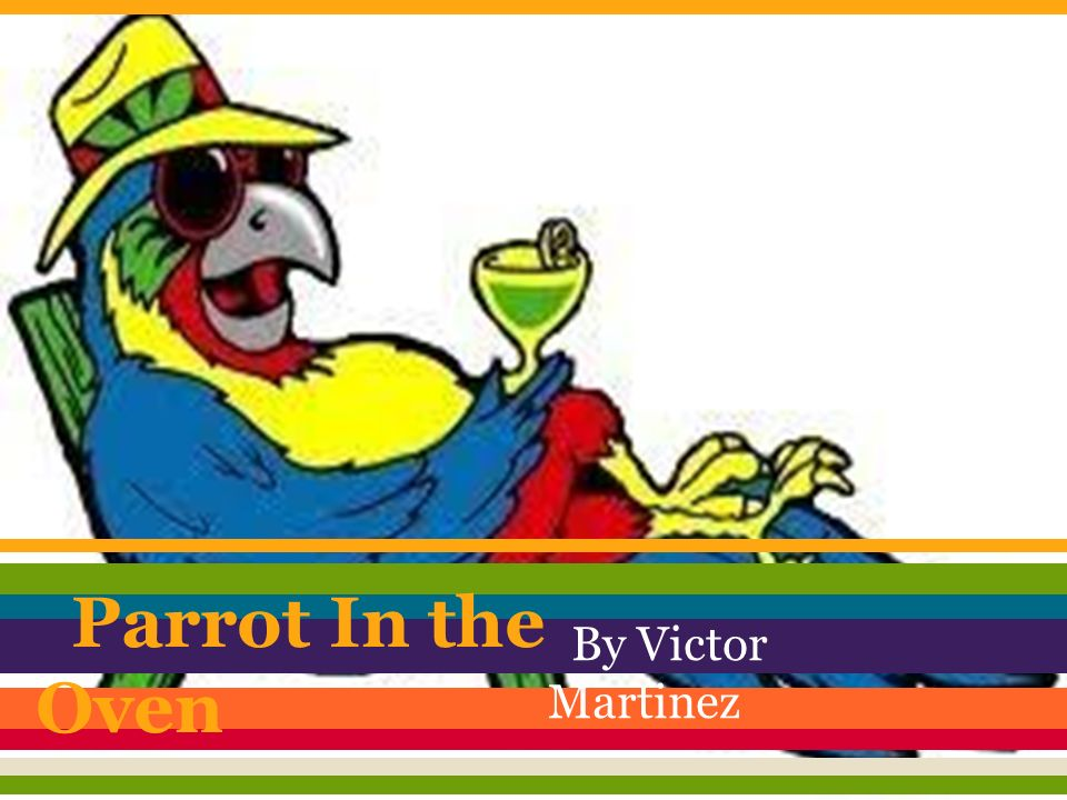 Parrot In the Oven By Victor Martinez