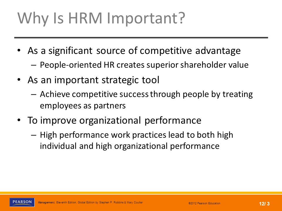 hr as a source of shareholder Institutional shareholder services is the world's leading provider of corporate governance and responsible investment solutions.