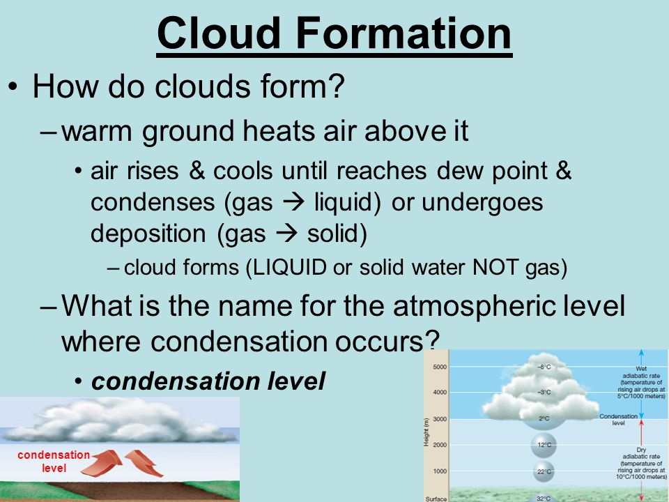 Moisture, Clouds, & Precipitation - ppt video online download
