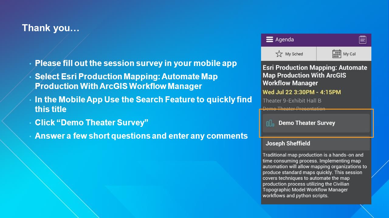 Esri Production Mapping Automate Map Production With ArcGIS
