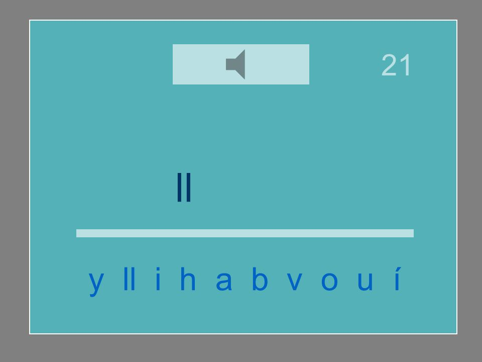 21 ll u v i a y ll i h a b v o u í