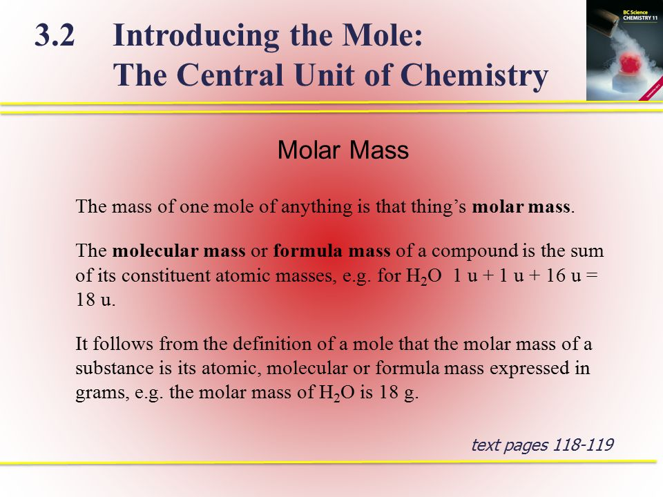 Formula Mass Definition 17180 | VIZUALIZE