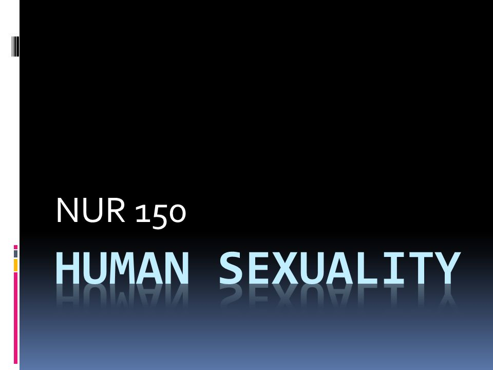 human sexuality and integrity