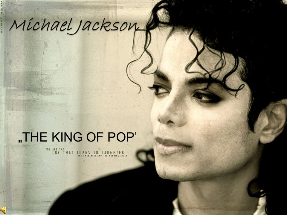 "Michael Jackson ""THE KING OF POP'"