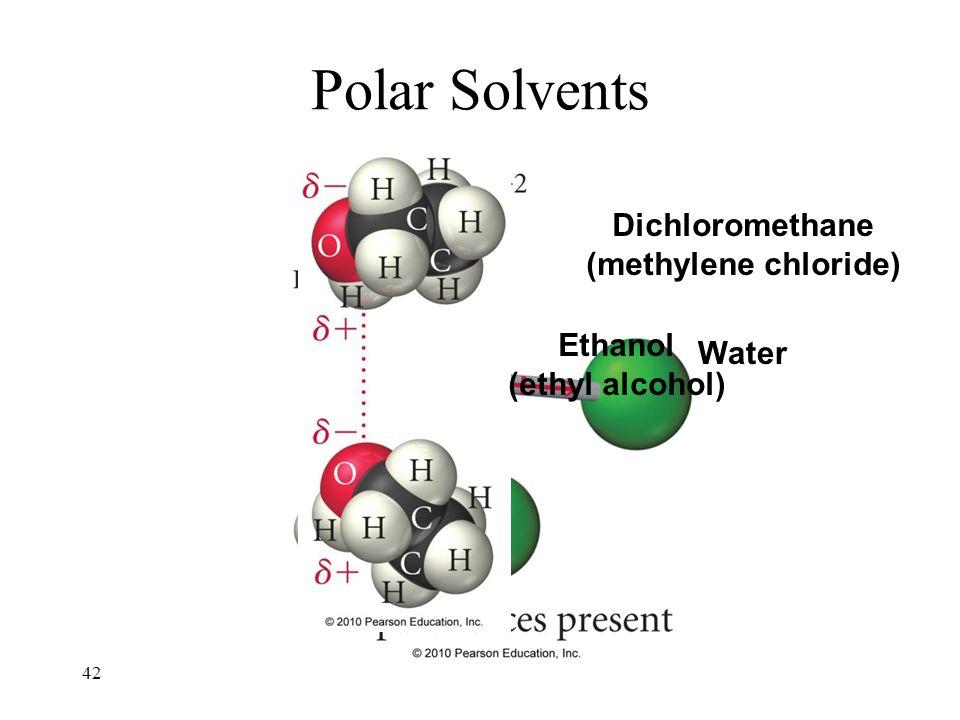 dichloromethane polarity - photo #43