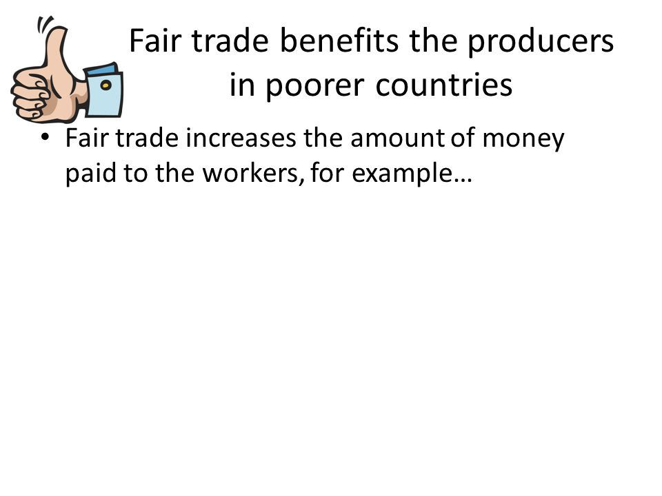 who benefits from fair trade The growing rhetoric about imposing tariffs and limiting freedom to trade internationally reflects a resurgence of old arguments that stay alive in large part because the benefits of free international trade are often diffuse and hard to see, while the benefits of shielding specific groups from foreign competition are often immediate and visible.