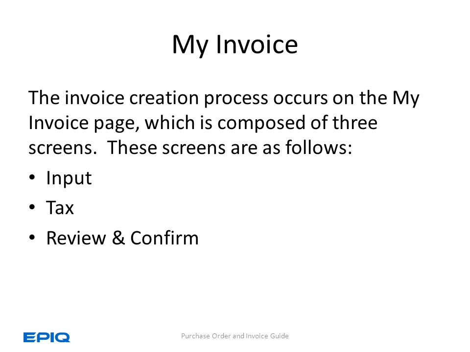 Scan And Organize Receipts Excel Purchase Order And Invoice Guide  Ppt Download Pay Your Invoice Excel with E Invoice Purchase Order And Invoice Guide Dealer Invoice Price Definition Excel
