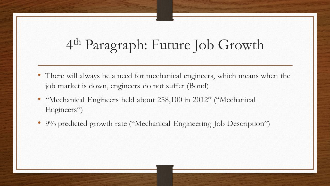 is there a future for mechanical Since mechanical engineering is one of the broadest and most versatile of the engineering professions mechanical, robotics engineers see demand by jennifer kimrey published 12:53 pm, friday, january 31 there are many career opportunities in houston.