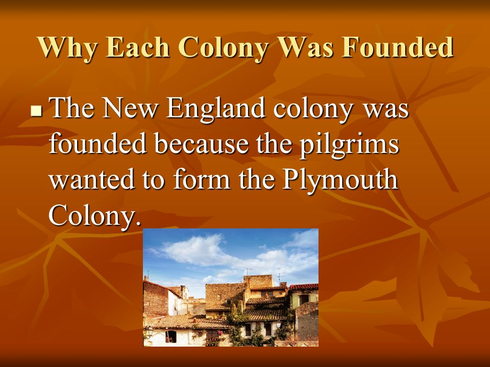 The 13 Colonies Indigo Ppt Download