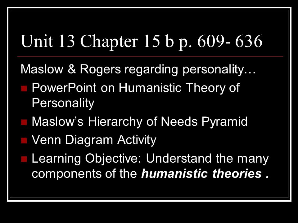 understand humanistic theories learning theory humanistic Humanism learning theory  this theory seeks to understand learning behavior from the viewpoint of the perpetrator,  humanistic theory of learning.