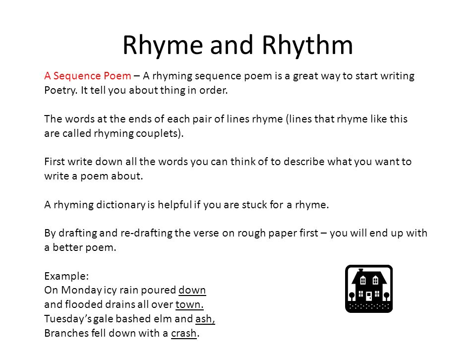 poem with metaphor rhyme simile Find out how to make this rubric  internal rhyme, external rhyme, personification, simile, metaphor  simile, and metaphor and presented poem to fellow.
