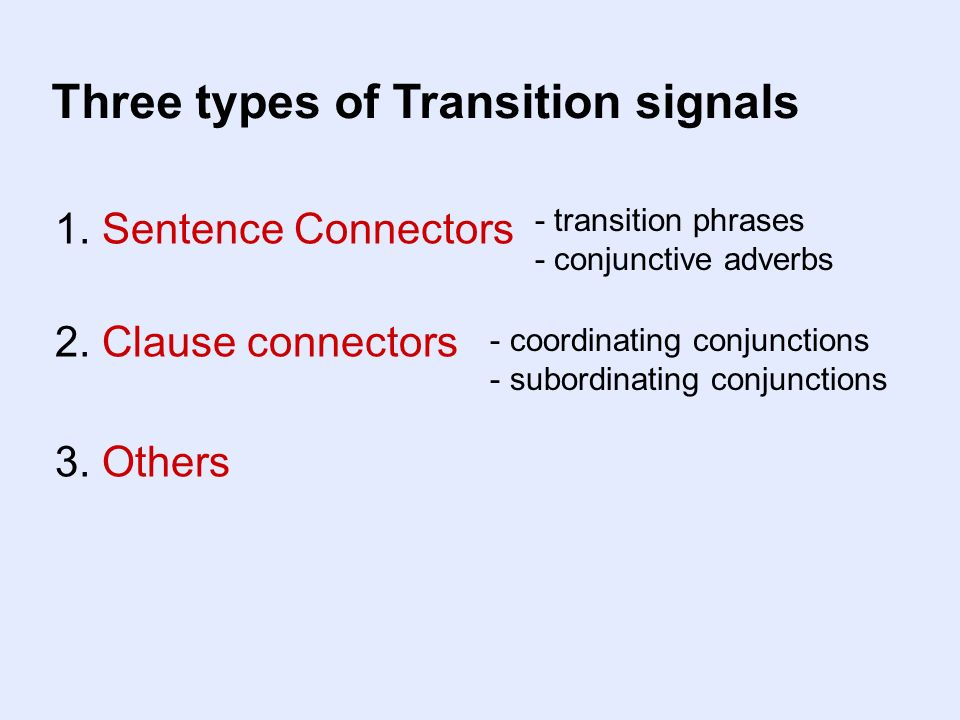 transition signals in essay writing When we apply the word transition transitions in writing do transitional words and phrases are like sign posts that help lead readers through an essay.