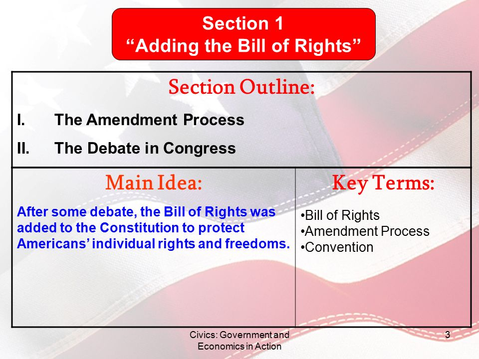 an introduction to the constitution and the way in protects the civil rights of americans The civil rights bill and bill for the enforcement of the xvth amendment republicanism and democracy contrasted  search this collection using the word suffrage to retrieve over twenty documents on this topic.