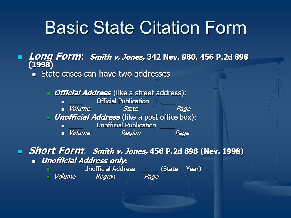 legal citation example
