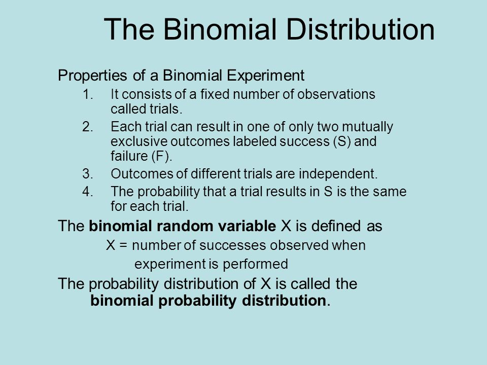 Worksheets Binomial Distribution Worksheet the binomial distribution ppt download distribution