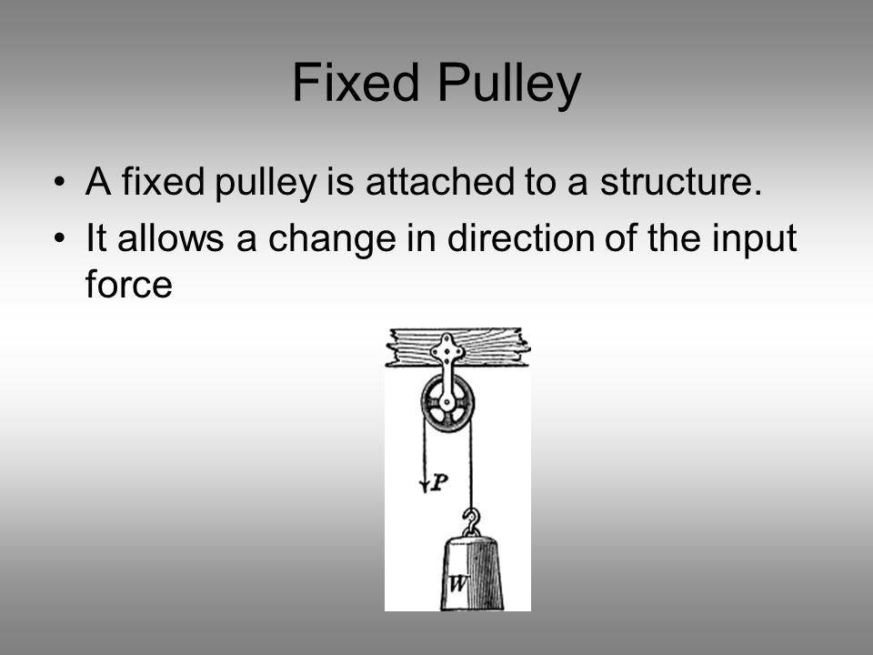 Pulley Inclined Plane Foldable Directions Front Inside
