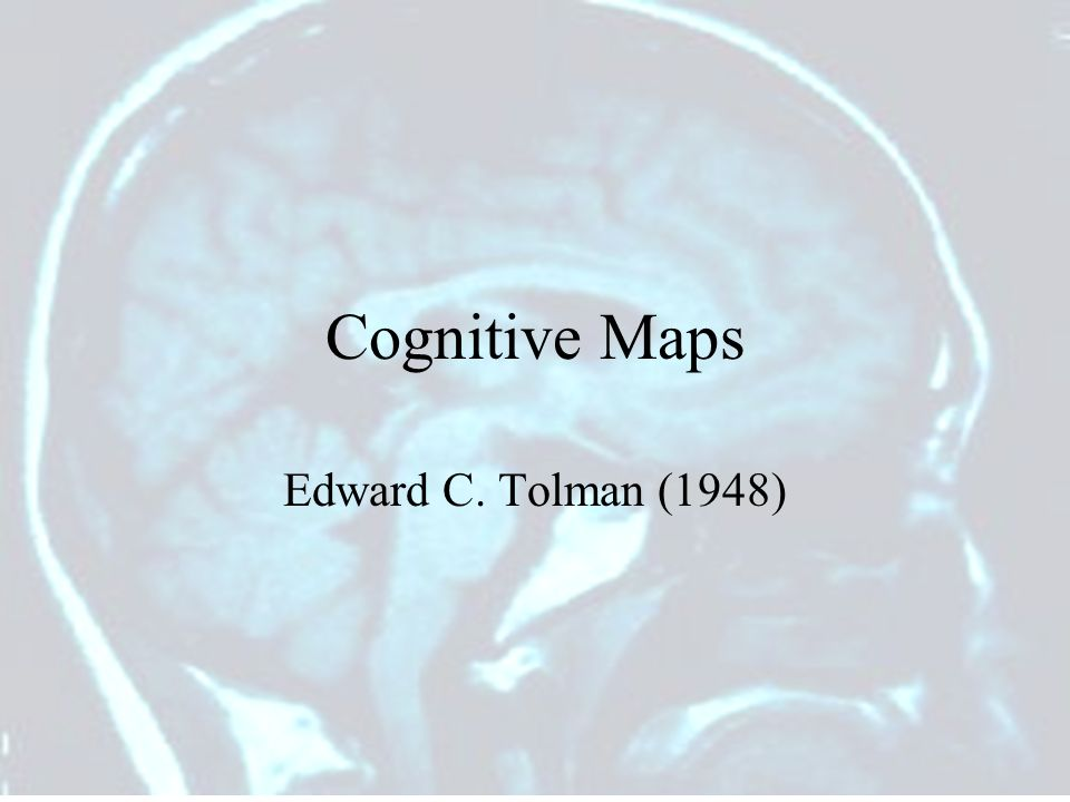 cognitive maps In this paper, i will discuss and apply the following learning theories to explain how i learned to play piano: the social-learning theory, behavior modification.
