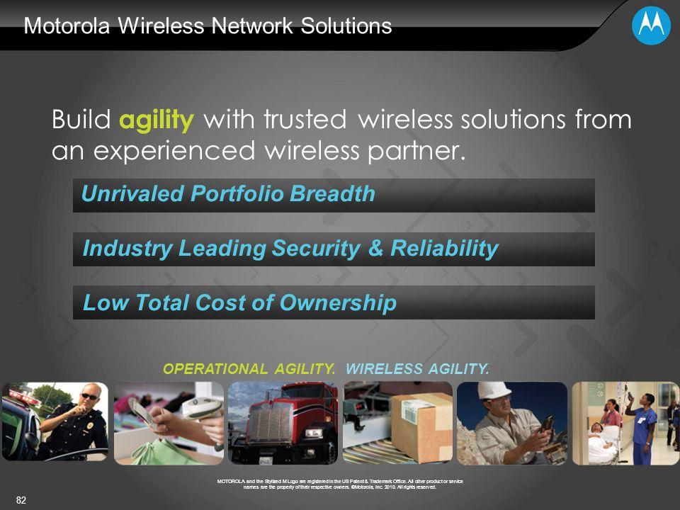 Motorola Wireless Network Solutions