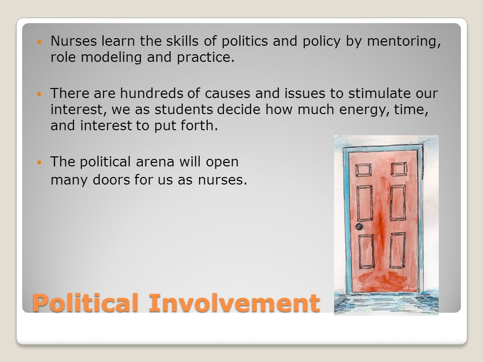 political involvement Barriers to political participation  thus there appears to be an essential relationship between mobilization and involvement in social life which.