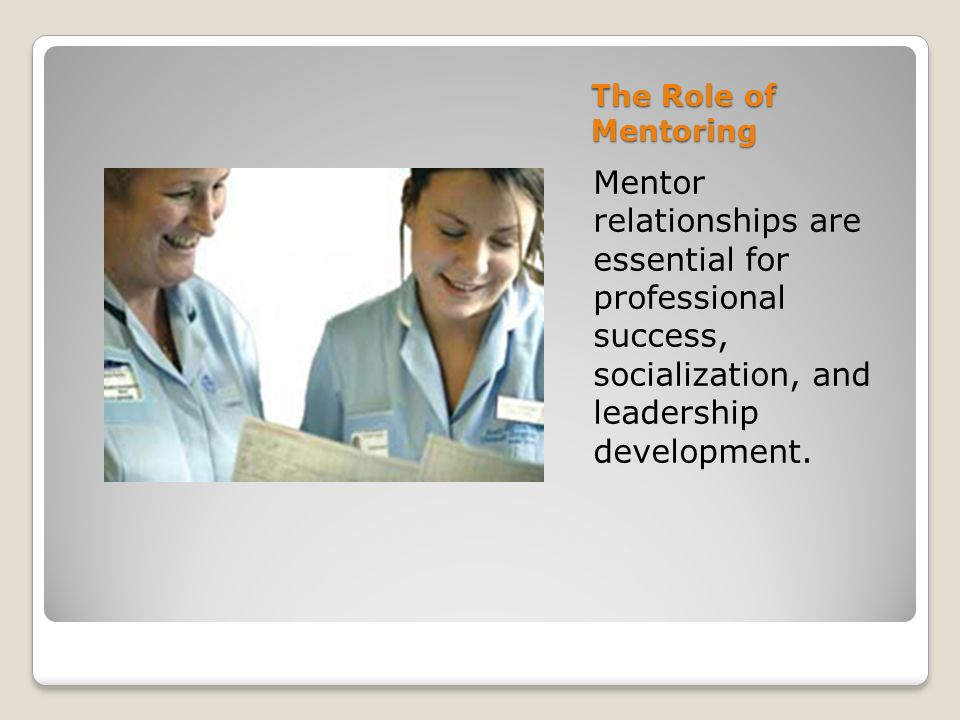 Mentor & Mentee Roles and Responsibilities