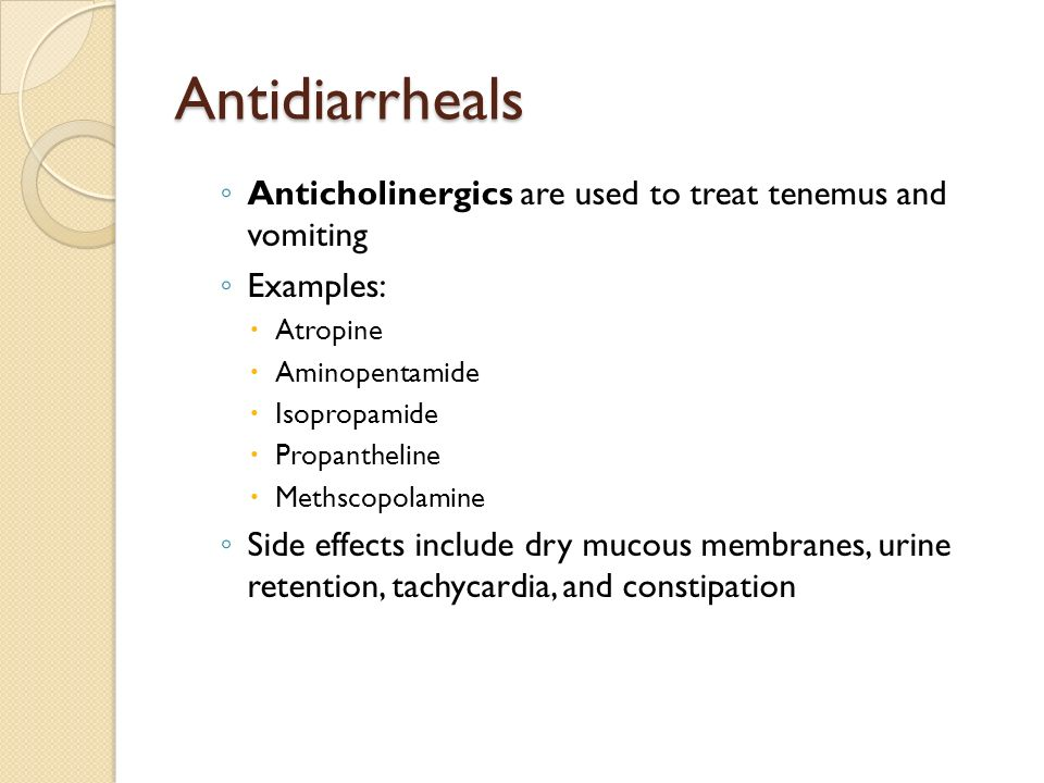 Probiotics For Depression >> Chapter 11 Gastrointestinal Drugs - ppt video online download