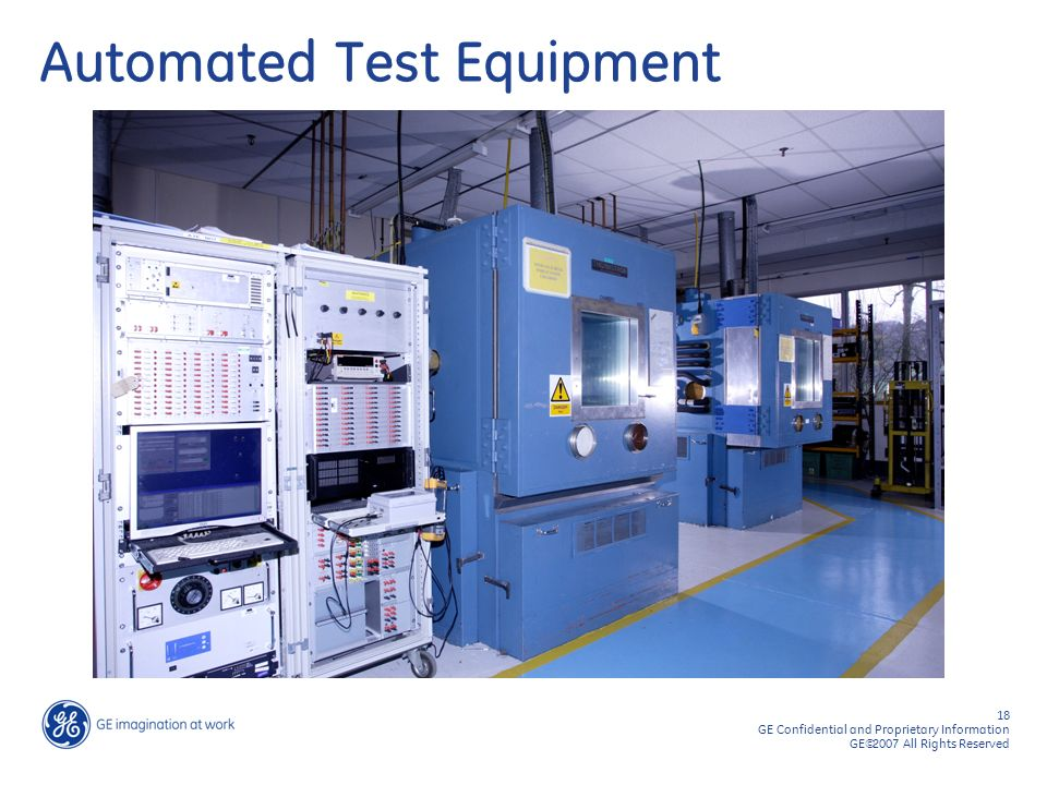 Automatic Test Equipment : Vetcogray a ge oil gas business richard staite ppt