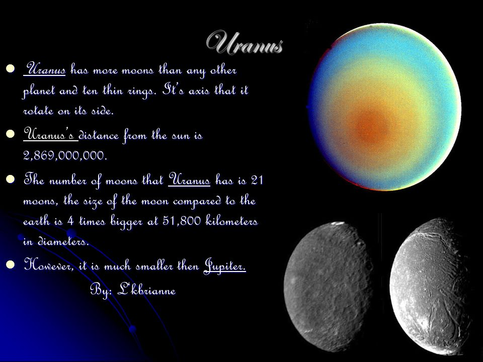 number of moons uranus has - photo #18