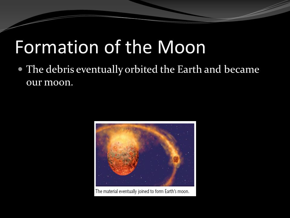 formation of earth and moon - photo #20