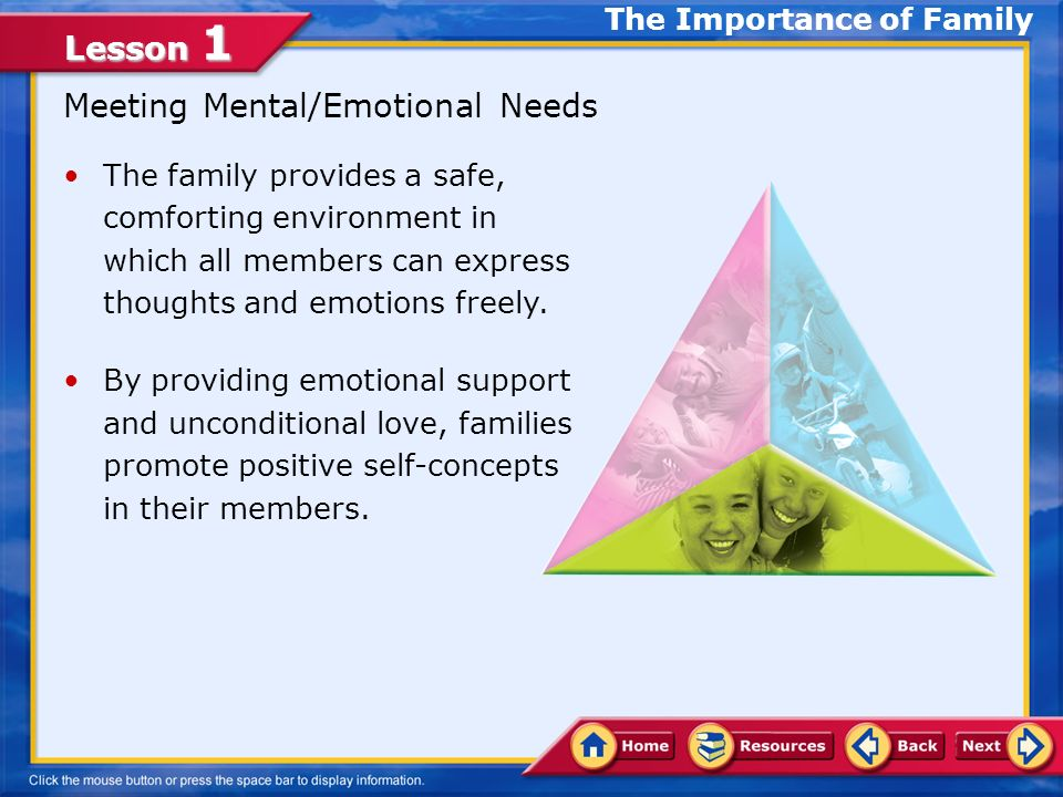 meeting emotional needs online You can ask for a meeting to every student is unique and a service that one child with an emotional disturbance classification needs can be completely.