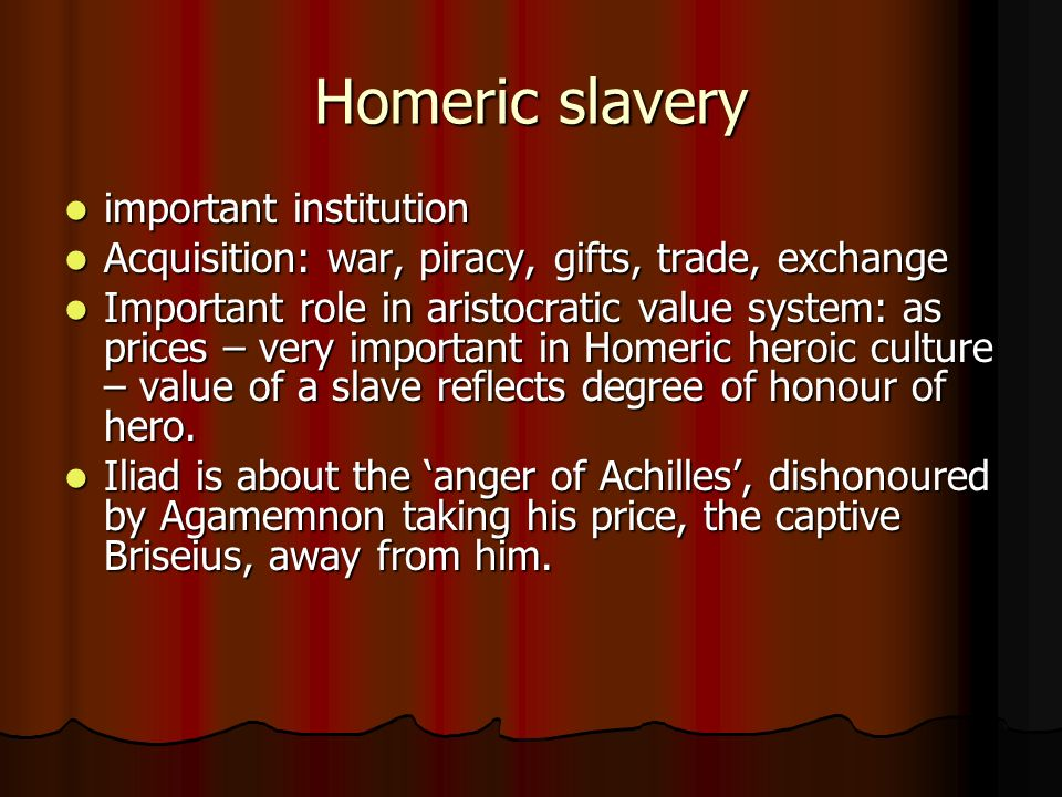 role of women in homeric greek society Women in classical greece did have some education and some role in society both were likely to be greater if they did not live in athens however, neither their education nor their social role was equal to that of men of the same socio-economic class.