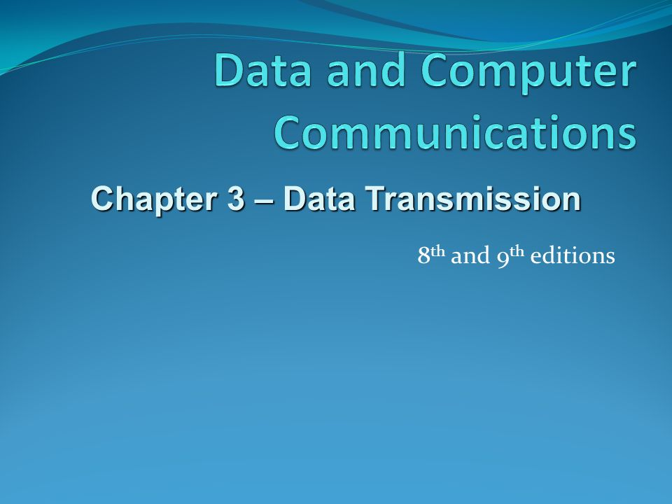 data and computer communications Reviews author: william stallings pub date: 2013 isbn: 978-0-13-350648-8 pages: 912 language: english format: pdf size: 21 mb download data and computer communications, 10e, is a two-time winner of the best computer science and engineering textbook of the year award from the textbook and academic authors association.