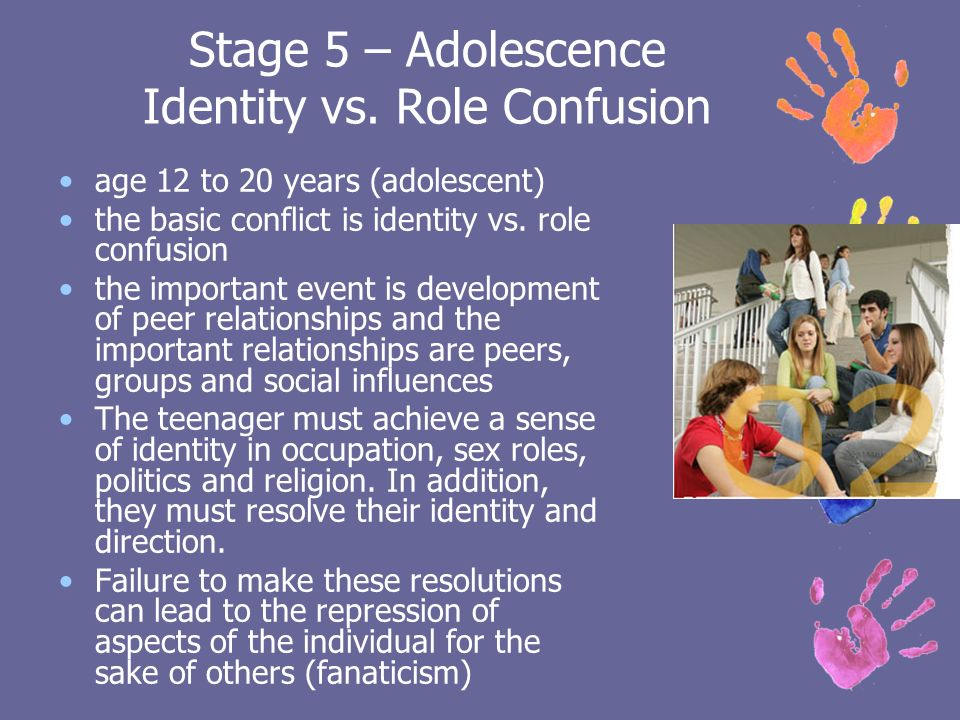 identity vs society