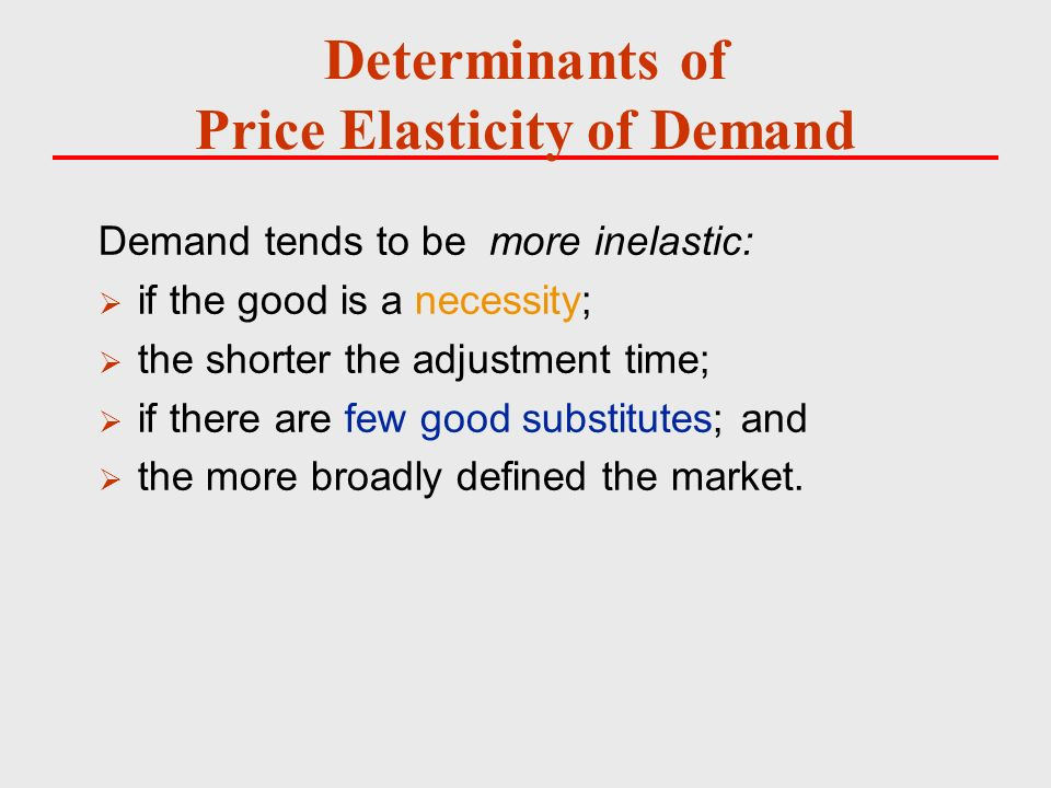 price elasticity toyota Cross elasticity of demand measures the sensitivity of the price change of a good to the quantity demanded of the other good (complement or substitute) all other things remaining same ie it tries to measure that if the price of a good increase (decreases) what is the percentage change in the quantity demanded of the other good.
