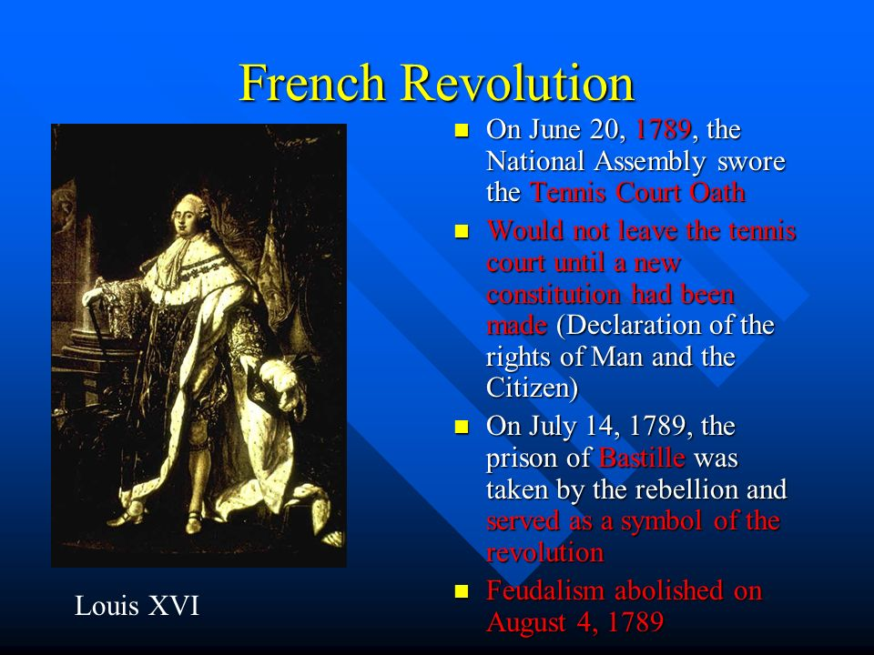 "an analysis of the french revolution which began on 1789 French revolution, also called revolution of 1789, the revolutionary movement that shook france between 1787 and 1799 and reached its first climax there in 1789 hence the conventional term ""revolution of 1789,"" denoting the end of the ancien régime in france and serving also to distinguish that event from the later french revolutions of 1830 and 1848."
