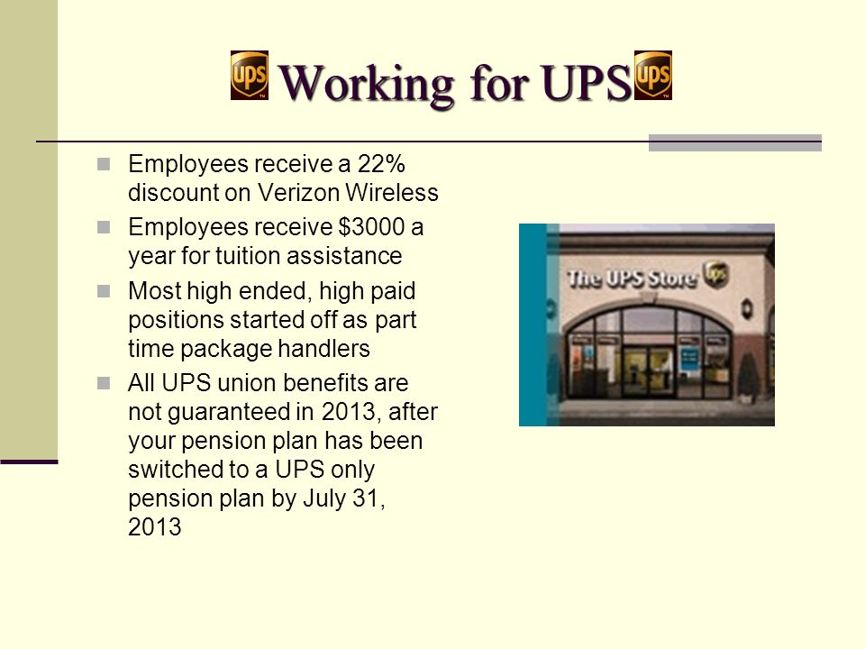 ups union ppt video online download