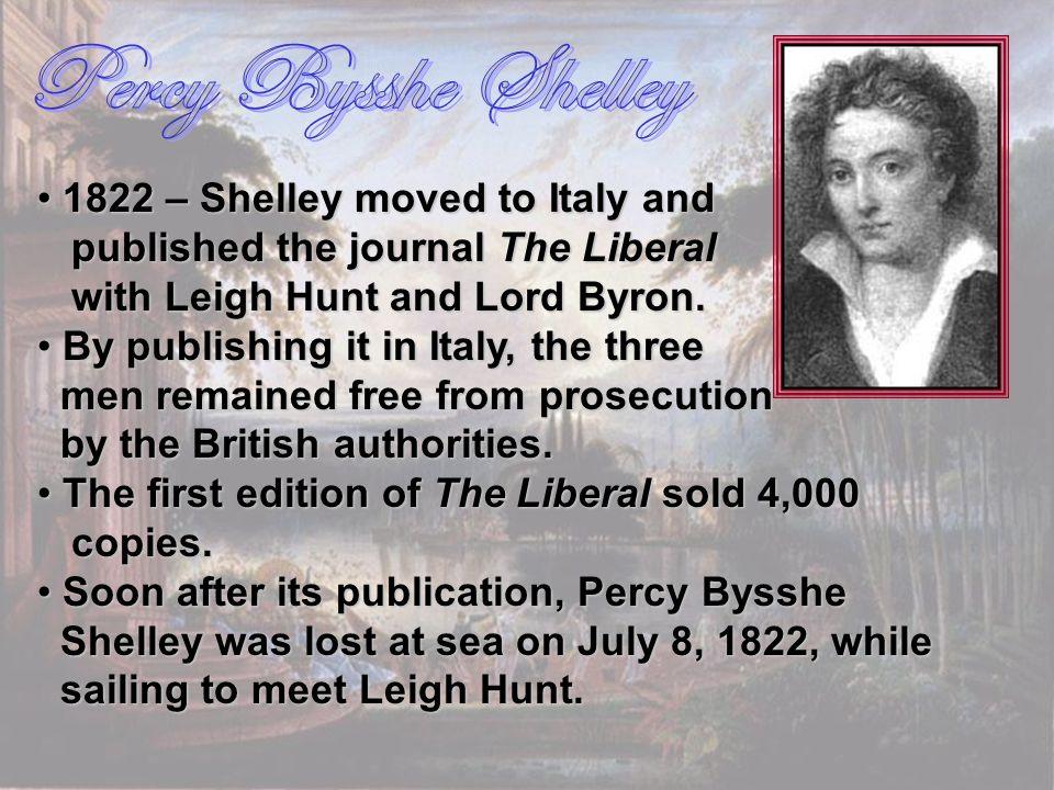 percy bysshe shelley ozymandias pdf