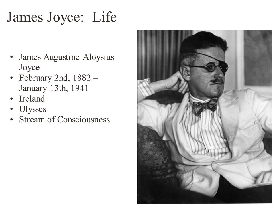 an analysis of a portrait of an artist as a young man by james joyce Stephen and the technique of symbol-switching in joyce's a portrait of the artist as a young man and ulysses 294  (james joyce, 52),.