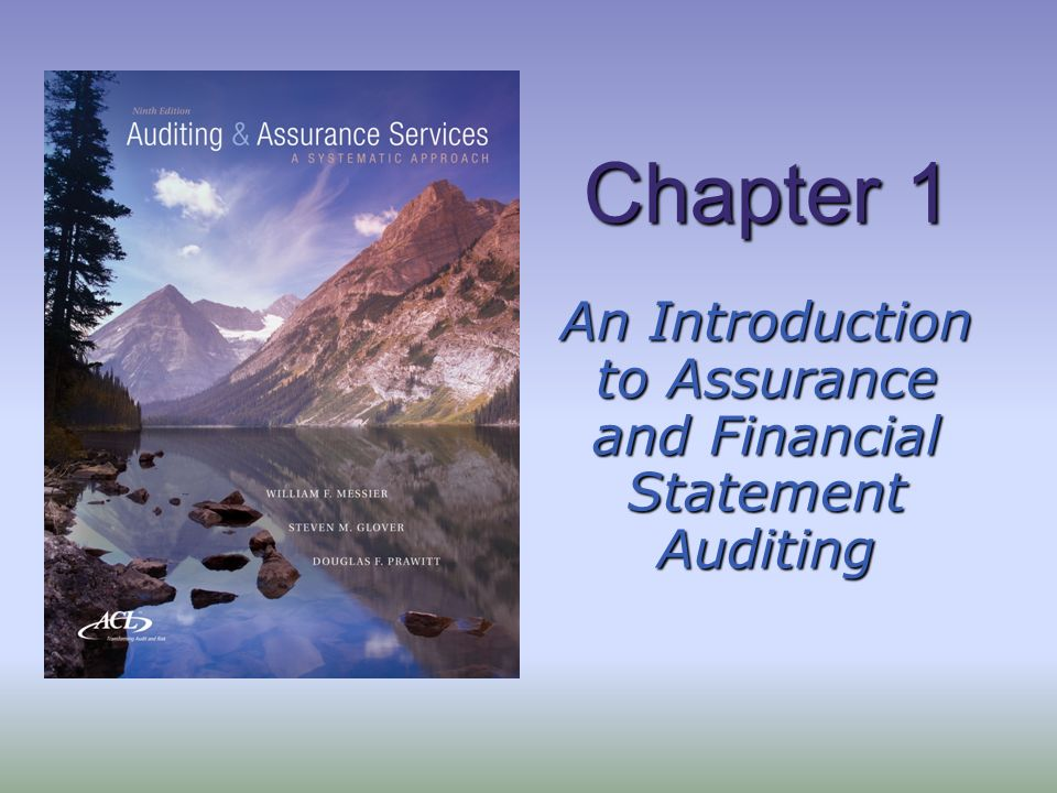 introduction to financial audit Introduction to audit planning professional 1 auditing introduction is the risk that an auditor may give an inappropriate audit opinion on financial.