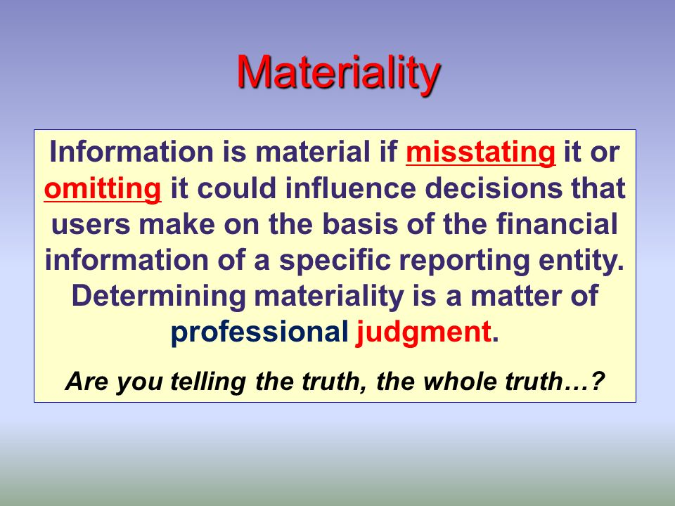 do financial statements tell the truth Do financial ratios show true reflection of company performance  but they will not tell the whole story  while ratios assist in the interpretation of financial statements, they also enable .