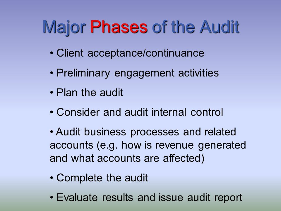 phase 1 preliminary engagement activities 2 preliminary engagement activities this phase involves determining the audit from acc 623 at st john's.
