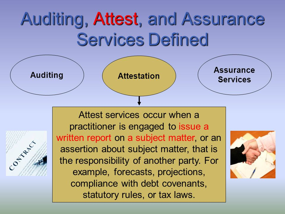 andersens case auditing and assurance services