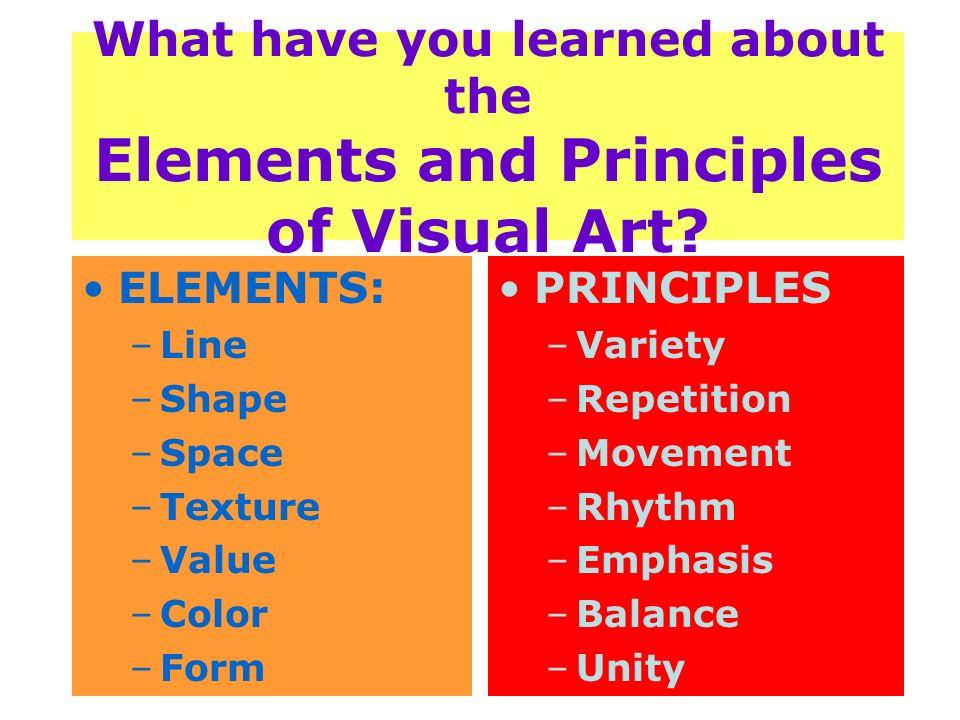 Principles Of Organization Art : Principles of design the organization a work art