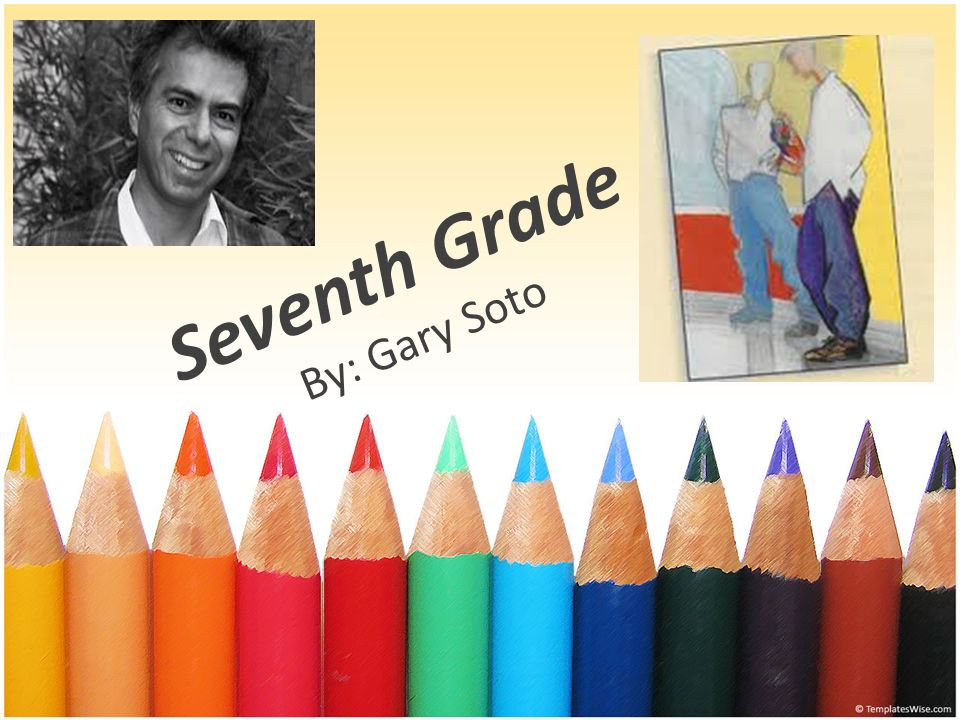 essay for gary soto Free oranges by gary soto papers, essays, and research papers.