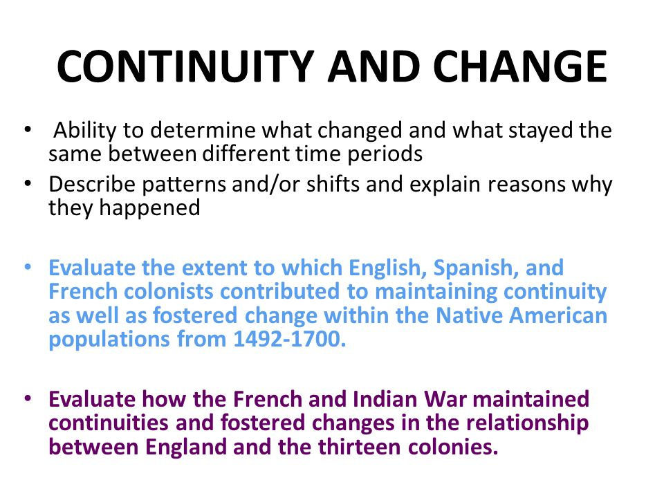 evaluate the changes and continuities in Transcript of continuities and changes of women's roles from 1890 to 1945 breakdown/understanding of key words definition of continuities:.
