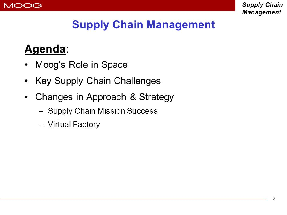 changes in supply chain management Change management for supply chain management the transition from the traditional silo-based business paradigm to supply chain management requires traumatic changes in organizational structures, cultures, and business strategy.