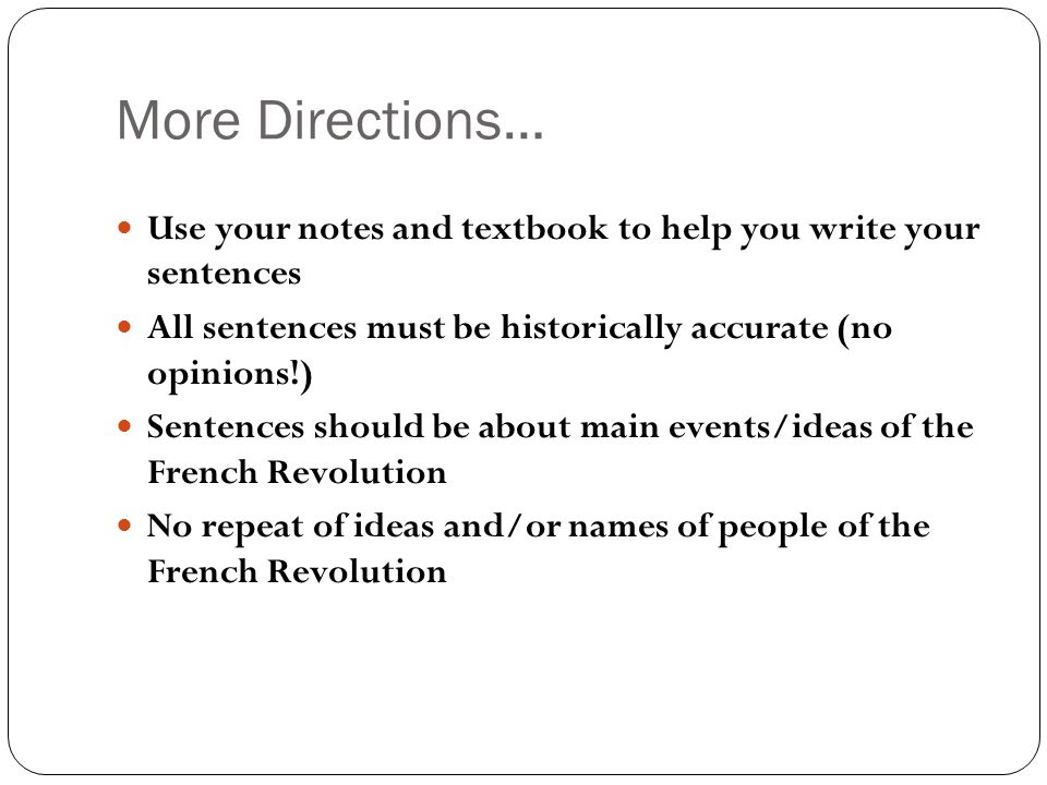 15 Great French Revolution Essay Topics To Consider